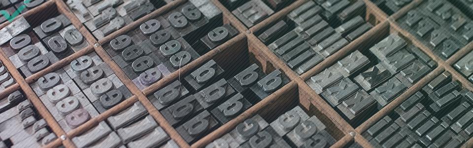 Solide lettertypen houden uw merk consistent