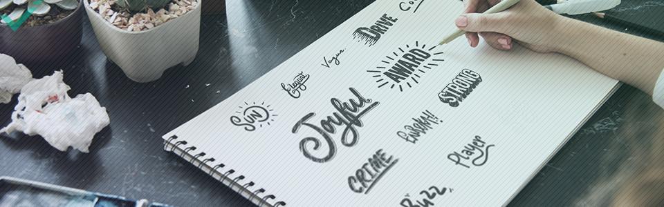 Comment créer des images pour réseaux sociaux: typographie