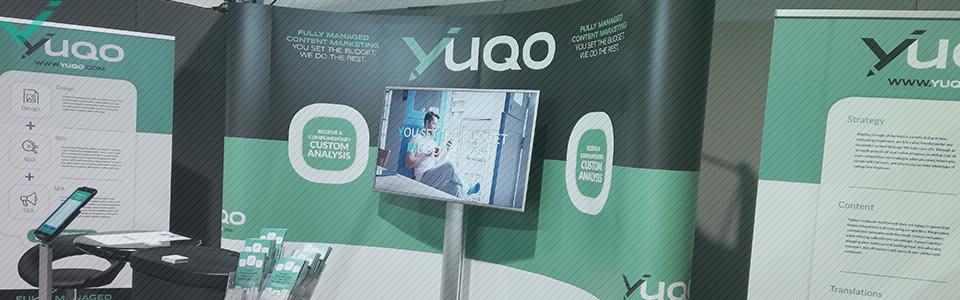 Daarom was de aanwezigheid van Yuqo op de eCommerce Show North zo belangrijk.