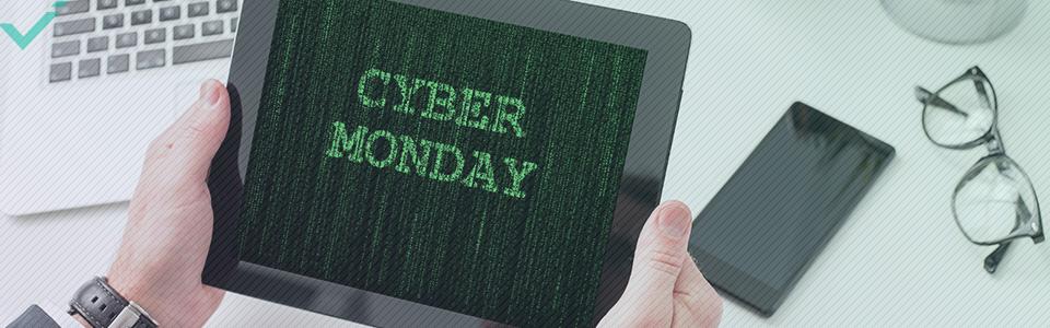 Dus ook van uw acties voor Black Friday en Cyber Monday.