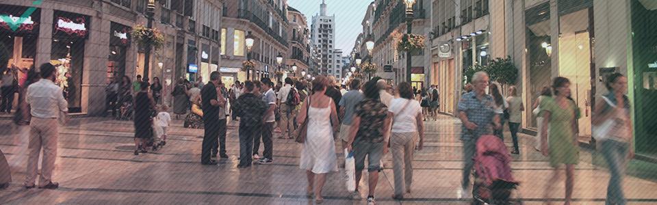 Un montant moyen de 513 euros par personne est dépensé en ligne annuellement en Espagne.