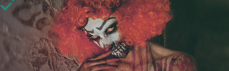 Jaarlijks produceert men voor $ 3,8 miljoen Halloweenkostuums in Canada.