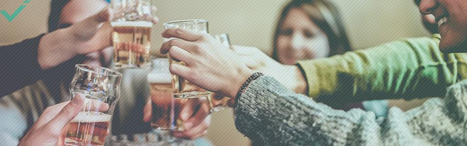 Feestelijke Engelse woorden voor de kerstdagen: pourboire