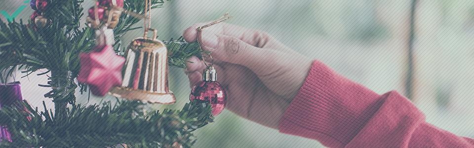 Feestelijke Engelse woorden voor de kerstdagen: boun