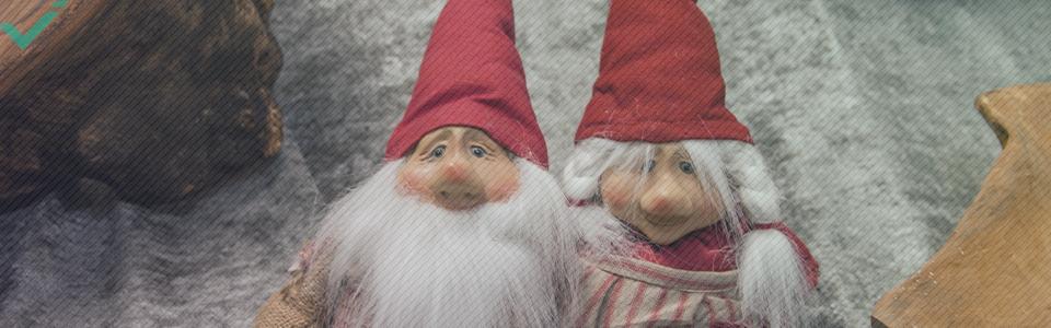 De geschiedenis van de Kerstman: Jultomten en Nisse