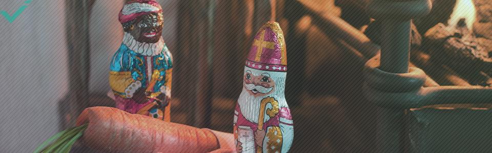 De geschiedenis van de Kerstman: Sinterklaas en Piet
