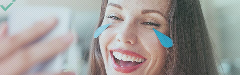 Mots qui définissent le xxie siècle: l'emoji pleurer de rire