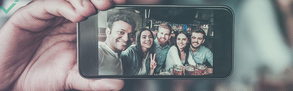 21ste eeuwse woorden: selfie